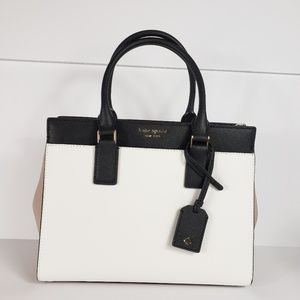 Kate Spade Cameron Medium Satchel Crossbody Bag